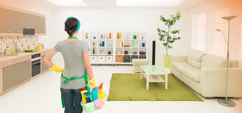 Cum sa cureti o casa in cativa pasi simpli